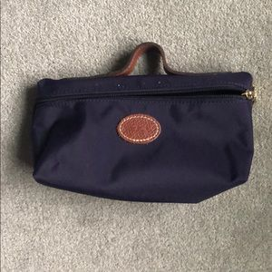 longchamp cosmetic pouch
